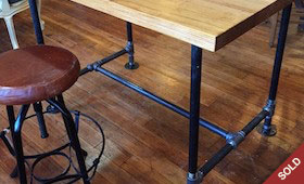 Industrial Work Table